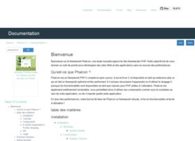 phalcon-php-framework-documentation.readthedocs.org