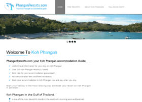 phanganresorts.com
