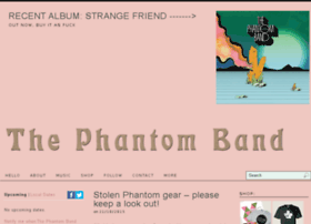 phantomband.co.uk