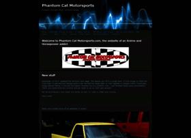 phantomcatmotorsports.com