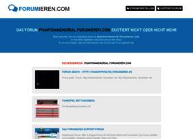 phantommemorial.forumieren.com