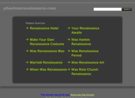 phantomrenaissance.com