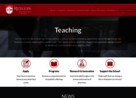 pharm.rutgers.edu
