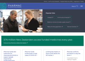 pharmac.govt.nz