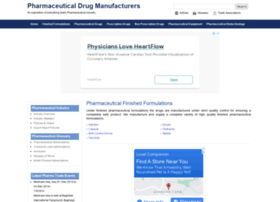 Pharmaceutical-drug-manufacturers.com
