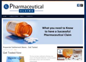 pharmaceuticalclaims.com