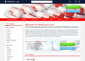 pharmaceuticals1.com