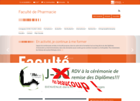 pharmacie.unilim.fr