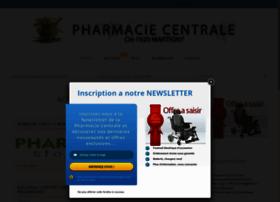 pharmaciecentrale.net