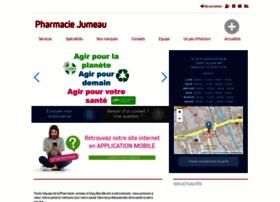 pharmaciejumeau.com