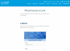 pharmacistelink.com