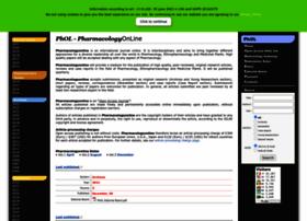 pharmacologyonline.silae.it