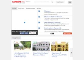 pharmacy.careers360.org