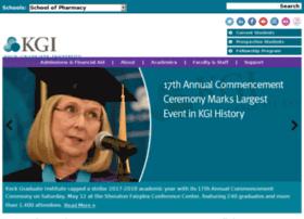 pharmacy.kgi.edu