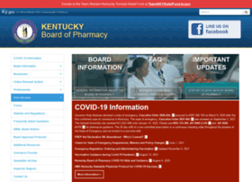 pharmacy.ky.gov