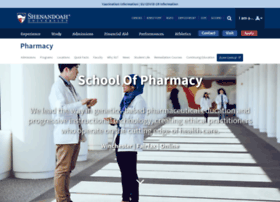 pharmacy.su.edu