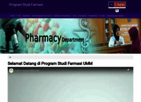 pharmacy.umm.ac.id