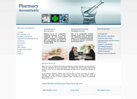 pharmacyaccountants.co.uk