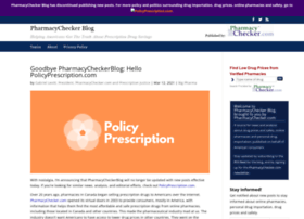 pharmacycheckerblog.com