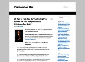 pharmacylawblog.wordpress.com