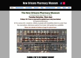 pharmacymuseum.org