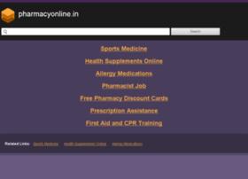 pharmacyonline.in