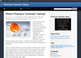 pharmacytechniciantraininghqs.blog.com