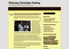pharmacytechniciantraininghqs.wordpress.com
