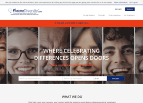 pharmadiversityjobboard.com