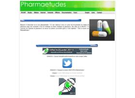pharmaetudes.fr