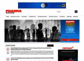 pharmafocusasia.com