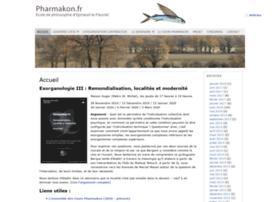 pharmakon.fr
