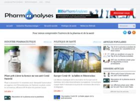 pharmanalyses.fr