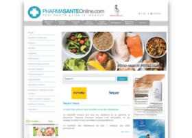pharmasanteonline.com