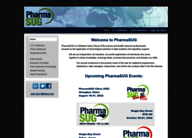 pharmasug.org