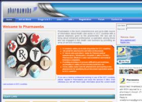 pharmawebs.com