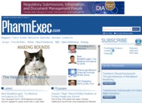 pharmexec.findpharma.com