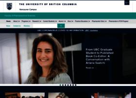 pharmsci.ubc.ca