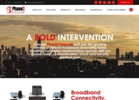 phase3telecom.com