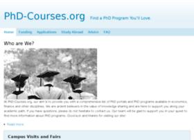 phd-courses.org