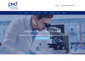 phd-laboratories.com