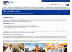 phd-mba.nus.edu.sg