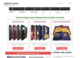 phdbookbinding.com