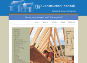 phdconstruction.co.uk