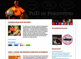 Phdinparenting.com
