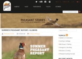pheasantblog.org