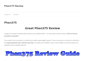 phen375review.net