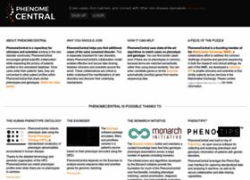 phenomecentral.org