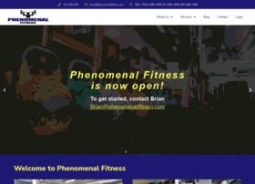 phenomenalfitness.com
