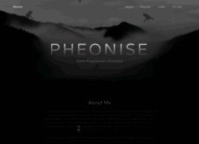 pheonise.com
